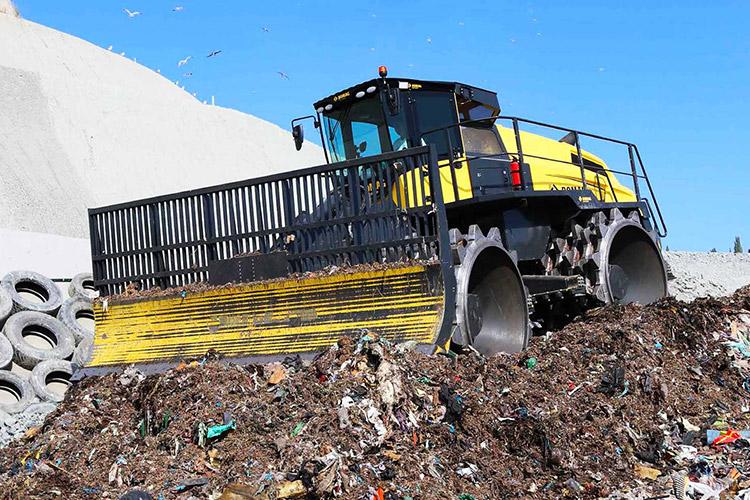 Kompaktory odpadů